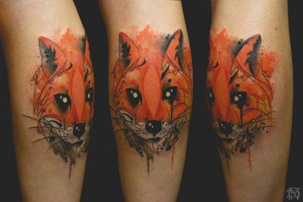 Les tatouages de Dêner Silva - Journal du Design