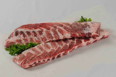 For tempting ... tender, juicy ribs, you must try these Kuna St. Louis style ribs.  2 - Slabs of Ribs  Price: $30.95