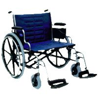 Invacare Tracer IV Heavy Duty Manual Wheelchair,Each,T4 Price: 515.00 Retail Price: 729.90 T4 Health Products For You INVACARE CORPORATION T4 Exercise & Mobility > Wheelchair > Manual Wheelchairs > Heavy Duty Manual Wheelchairs