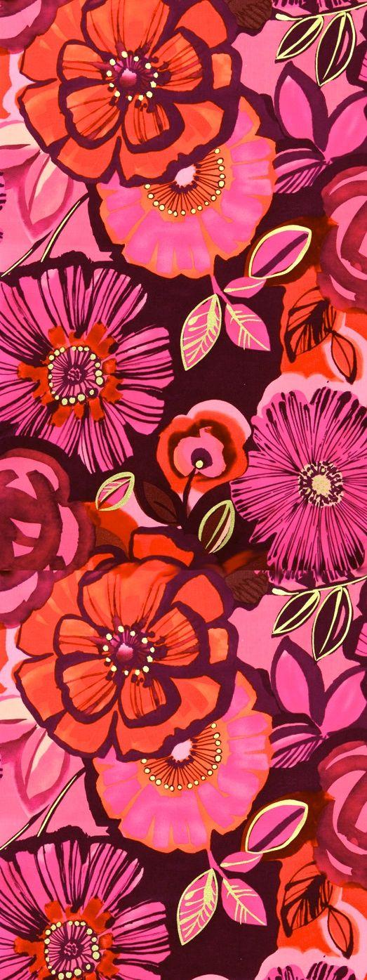 patterns.quenalbertini: Fabric design | coquita via ahfabrics