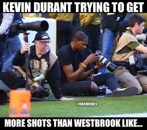 RT @NBAMemes: Kevin Durant sei wie … – nbafunnymeme.com / …   – Funny Memes