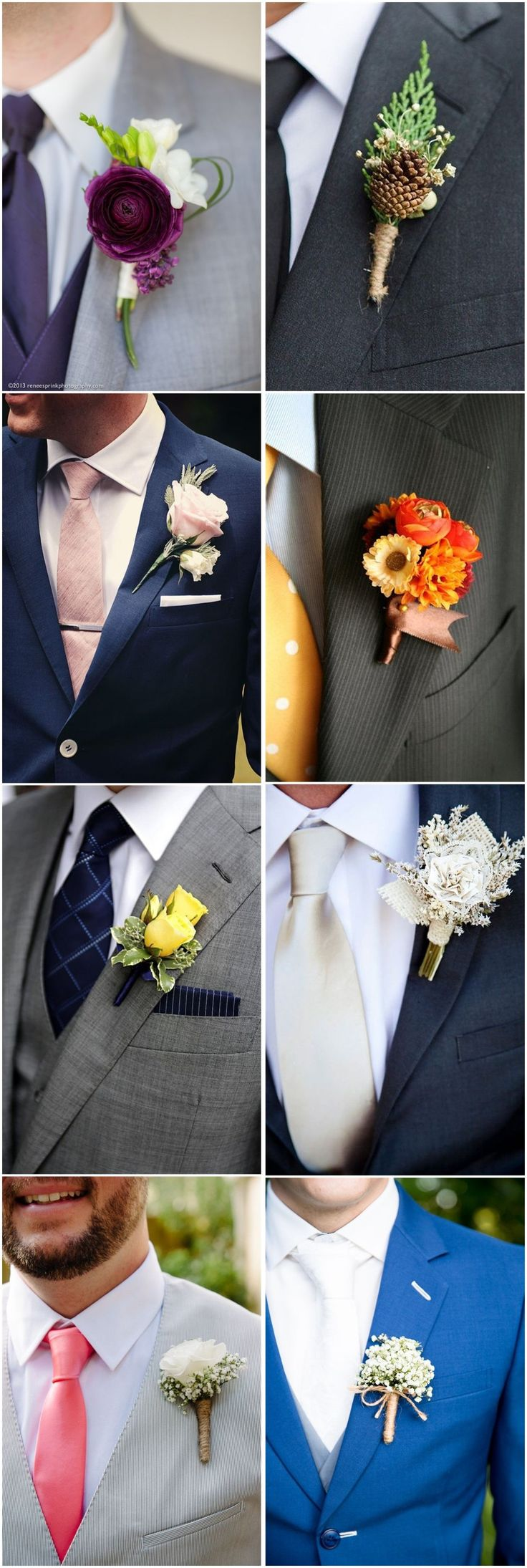 71 best wedding boutonniere images on pinterest groom attire 23 wedding boutonniere ideas you cannot resist lgbt weddingdiy solutioingenieria Image collections