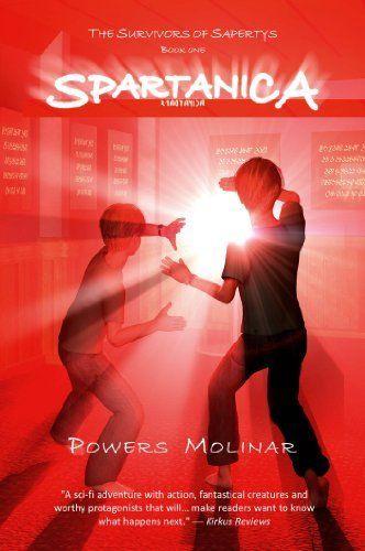 Spartanica (The Survivors of Sapertys Book 1) by @PowersMolinar, http://www.amazon.com/dp/B00G9ZVD4W/ref=cm_sw_r_pi_dp_FDQnvb1KJHZ0D
