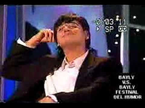 Jaime Bayly por Jeringa. Festival internacional del humor