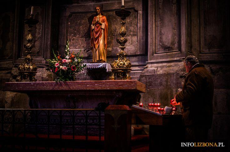 Kościół Dominikanów w Lizbonie, czyli igreja de São Domingos, to kościół wyjątkowy. Śmiało możemy napisać, że wielu z Was jeszcze takiego kościoła nie widziało