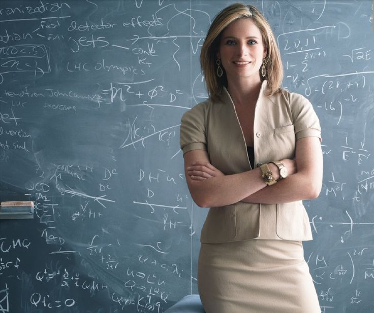 Lisa Randall - one of America's leading theoretical physicists. A truly amazing human being.