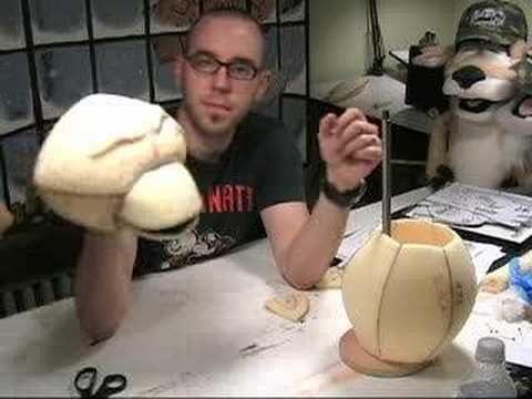 Puppet Building Ep7.avi - YouTube