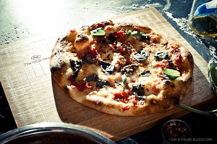 Ricetta No-Knead Pizza Dough
