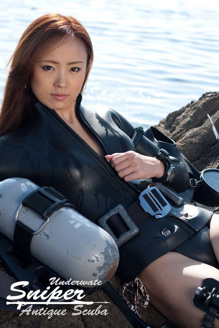 64 best Scuba Diving Girls images on Pinterest