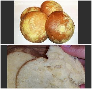 Creative Home Cooking With Ibty: Semolina Buns