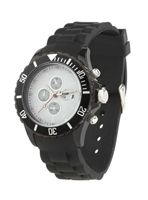 Model Sub Aqua Gents Black Watch with White Face (RRP £29.99) now only £14.99!