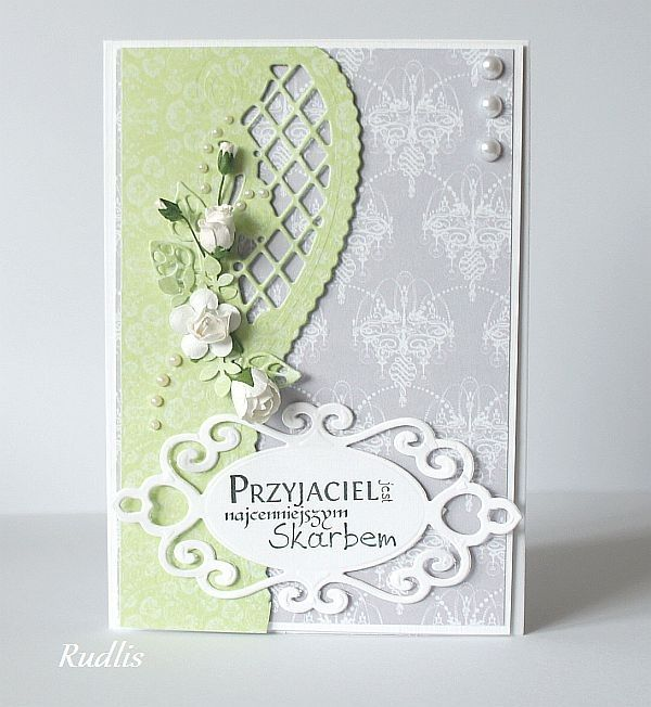 love, life and crafts Rudlis #card #wedding #anniversary