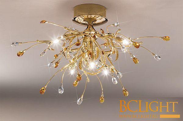 Потолочный светильник Kolarz Papagena 0217.16.3.SsTA, код товара: 9571