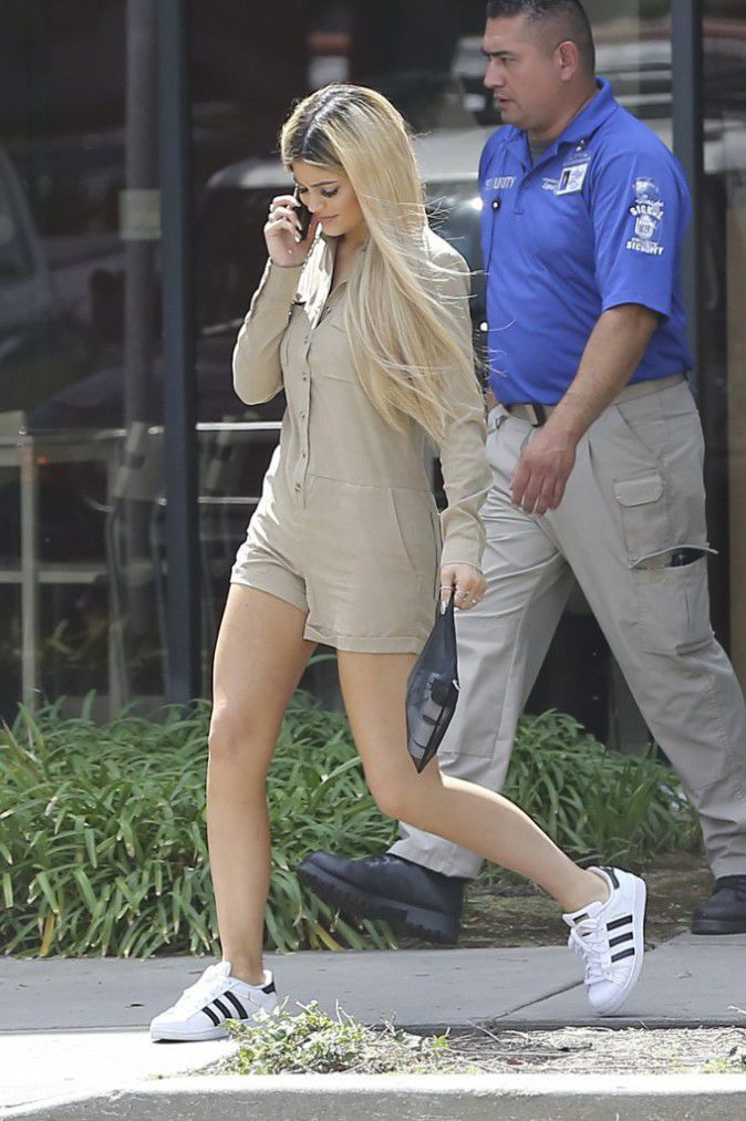 Photos : Kylie Jenner : Elle Veut Que Kris Jenner Devienne La Manager De Tyga !