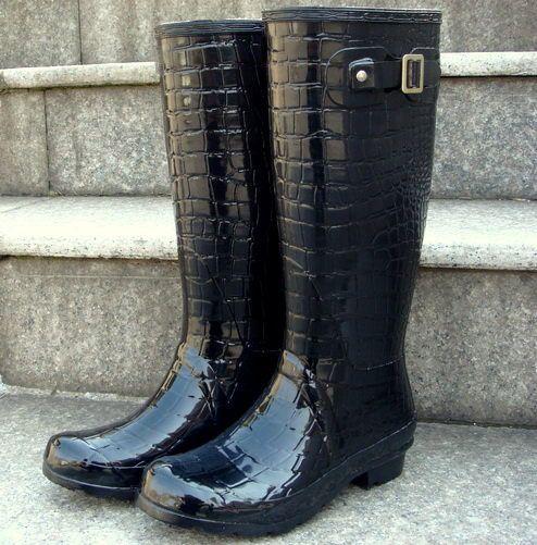 Barato 2016 nova crocodile pattern mulheres de caça à prova d' água botas de chuva das mulheres rainboots sapatos de água sapatos de inverno, Compro Qualidade Ankle Boots diretamente de fornecedores da China: novo Padrão Crocodilo Mulheres Caça À Prova D' Água botas De Chuva das mulheres Rainboots sapatos de água sapatos d