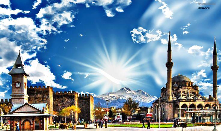 #Kayseri #Turkey