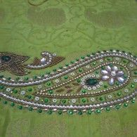 Embroidery Handwork patch 1315