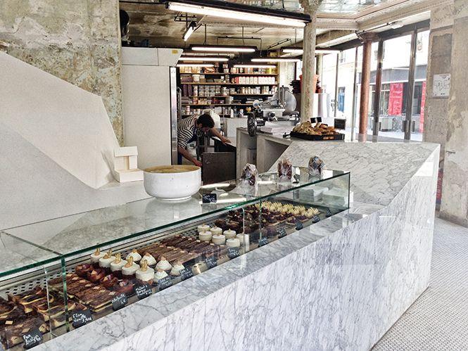 Libert la p tisserie boulangerie par benoit castel 39 rue des vinaigriers paris 10e p a r i - Restaurant rue des vinaigriers ...