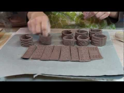 """Nerikomi Magic"" (Dorothy Feibleman's Nerikomi Magic Tool System) - YouTube"