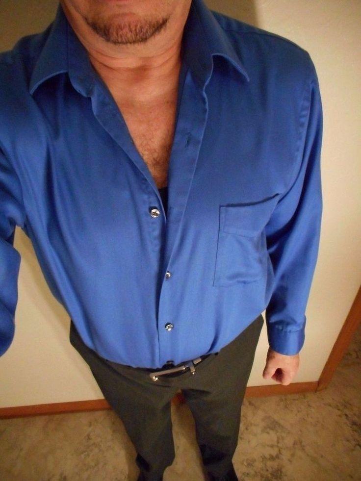 Sale + Free Ship!  CHeck out Menscave7 $65.00 NEW Van Heusen Flat Front Slim Fit Dress Pants 36 X 32 Black #VanHeusen #DressFlatFront #menswear #dapperman