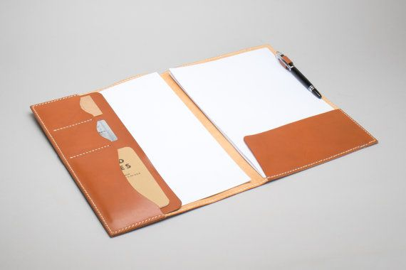 Document Folder/ Case A4 / Letter Leather Harlex Hand by HarLex