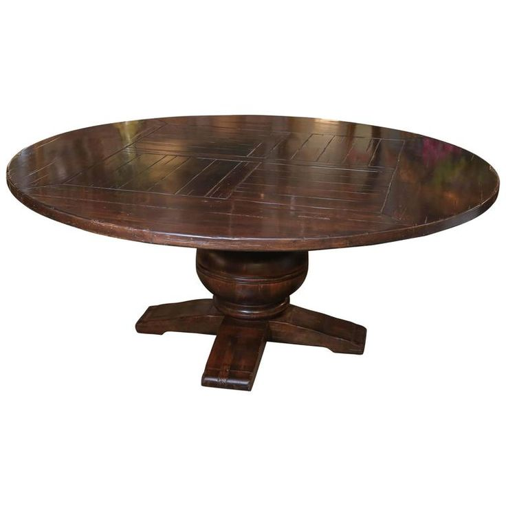 Large Modern Dining Room Tables: Best 25+ Large Round Dining Table Ideas On Pinterest