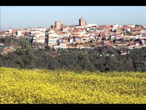 ▶ Zalamea de la Serena, pueblo de la provincia de Badajoz, en España.