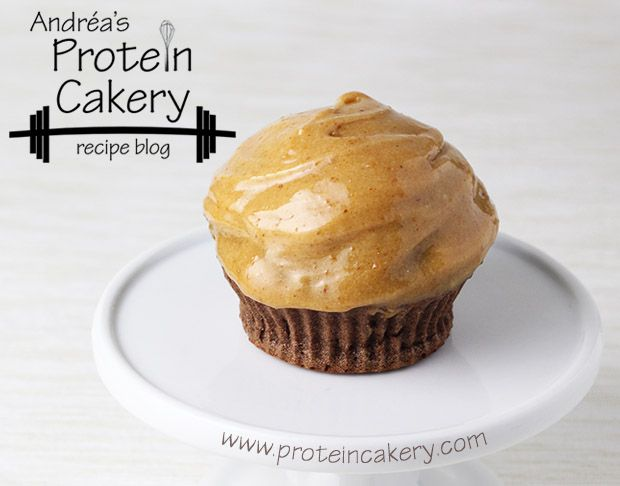 Peanut Butter Protein Frosting - Andréa's Protein Cakery -- Prot: 34 g, Carbs: 15 g, Fat: 4 g, Cal: 232
