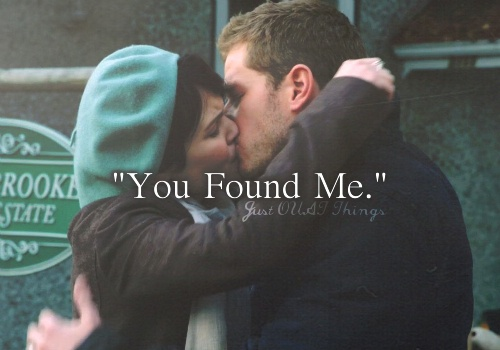 Just OUaT Things - You Found Me.