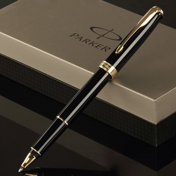 8 Colors Parker Pen Roller Ball Pen Stationery Silver / Gold Clip Parker Sonnet rollerball Pen High Quality Writing Supplies