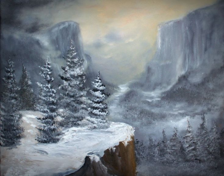 Buy Winter 2016, Oil painting by Heidi Irene Kainulainen on Artfinder. Discover thousands of other original paintings, prints, sculptures and photography from independent artists.