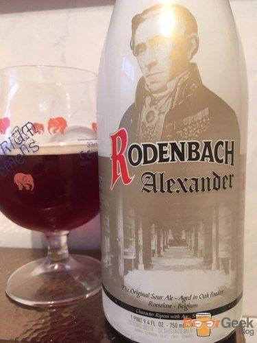 Brouwerij Rodenbach – Alexander (2016)