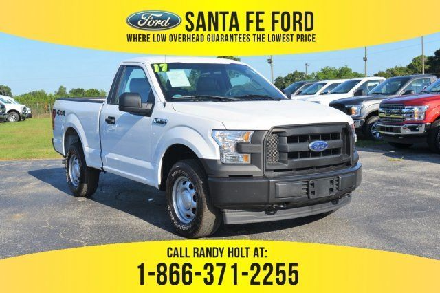 Used 2017 Ford F 150 Xl 4x4 Truck For Sale Gainesville Fl 39492p