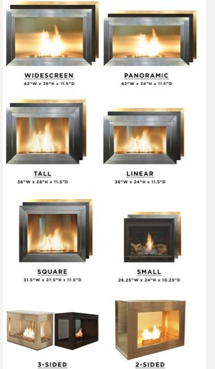 Ventless Fireplaces...if fireplace can move