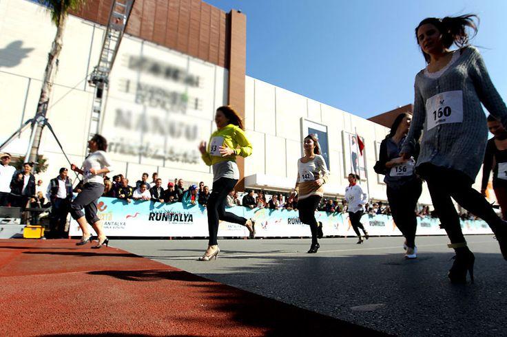 High Hills Run - Go Ladies!