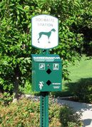 Hey Dog Owners! Use a bag dispenser for pet waste management. We, at Petwasteco encourage dog owners to use exclusive utilities for waste cleanup.