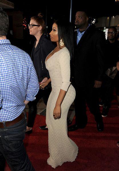 "Nicki Minaj Photos Photos - Recording artist Nicki Minaj attends the premiere of Twentieth Century Fox's ""The Other Woman"" at Regency Village Theatre on April 21, 2014 in Westwood, California. - 'The Other Woman' Premieres in LA — Part 4"