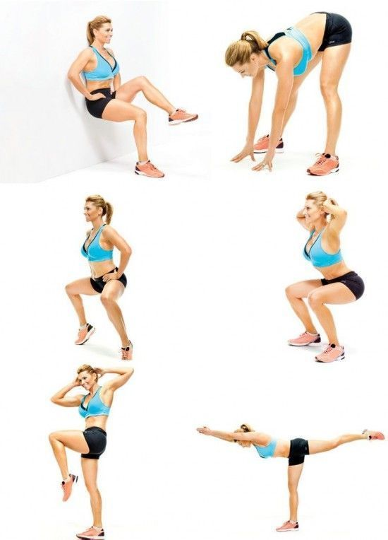cellulite cardio exercises