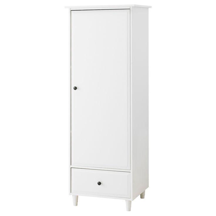 Hemnes Wardrobe Ikea Broom Closet New House