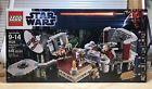 LEGO Star Wars Palpatine's Arrest NIB! (9526)