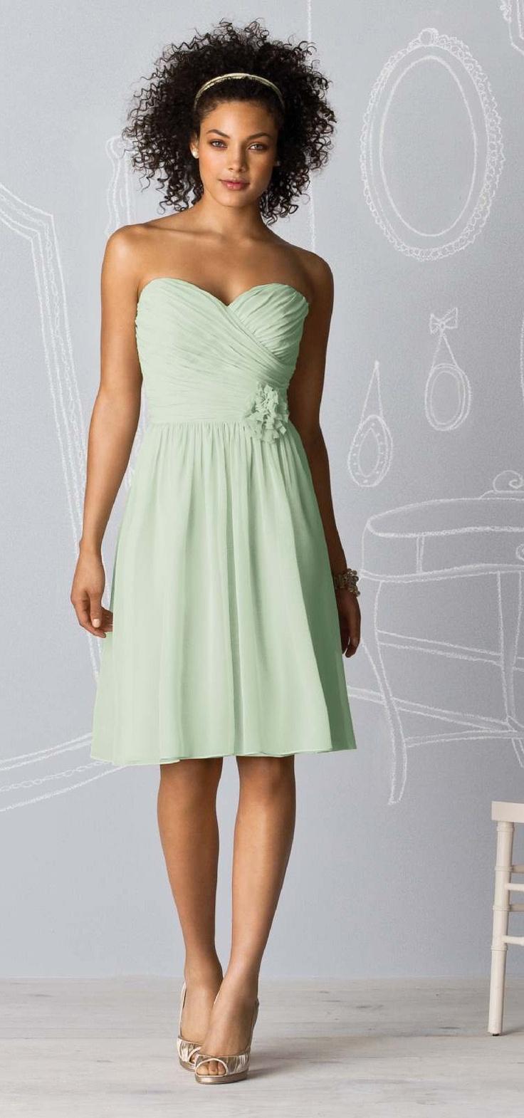 67 best celadon green wedding inspiration images on pinterest celadon green bridesmaid dress by weddington way ombrellifo Choice Image