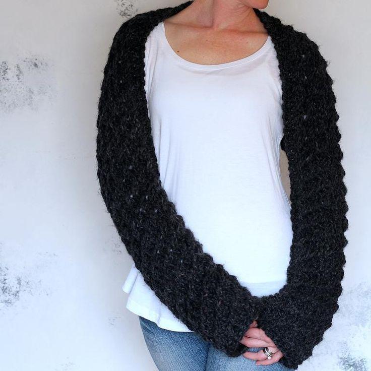 The 81 best Shrug Knitting Patterns images on Pinterest | Knit ...
