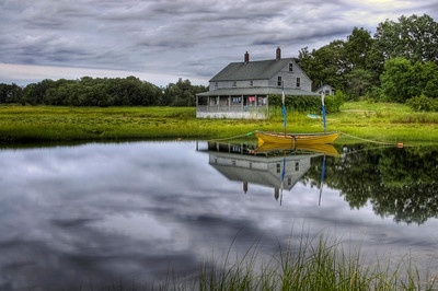 My absolute favorite place in the U.S. -- Essex, Massachusetts.