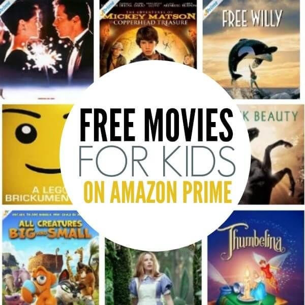 Here Is The List Of The Best Free Amazon Prime Movies For Kids With Amazon Prime You Can Watch A T Prime Movies Best Movies On Prime Amazon Prime Free Movies