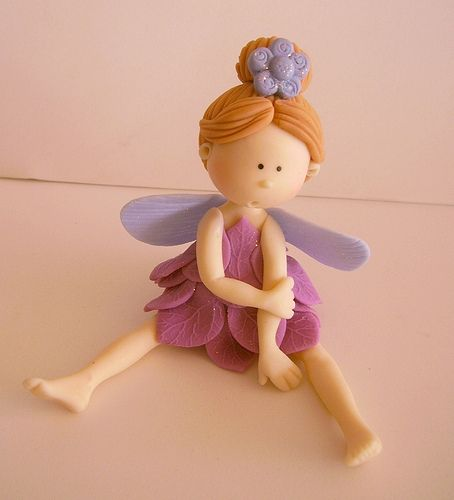 *POLYMER CLAY ~ hadita 6b by hadastraviesas, via Flickr