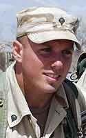 I served with Chad Fuller. He was a good kid. Army Spc. Chad C. Fuller Died August 31, 2003 Serving During Operation Enduring Freedom 24, of Potsdam N.Y.; assigned to the 1st Battalion, 87th Infantry Regiment, 10th Mountain Division, Fort Drum, N.Y.; killed Aug. 31, 2003, in Afghanistan.
