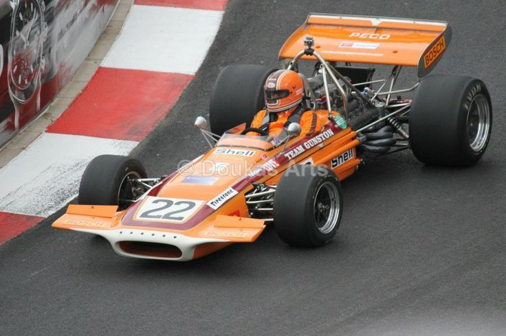 Orange Formula car - Ajoneuvot