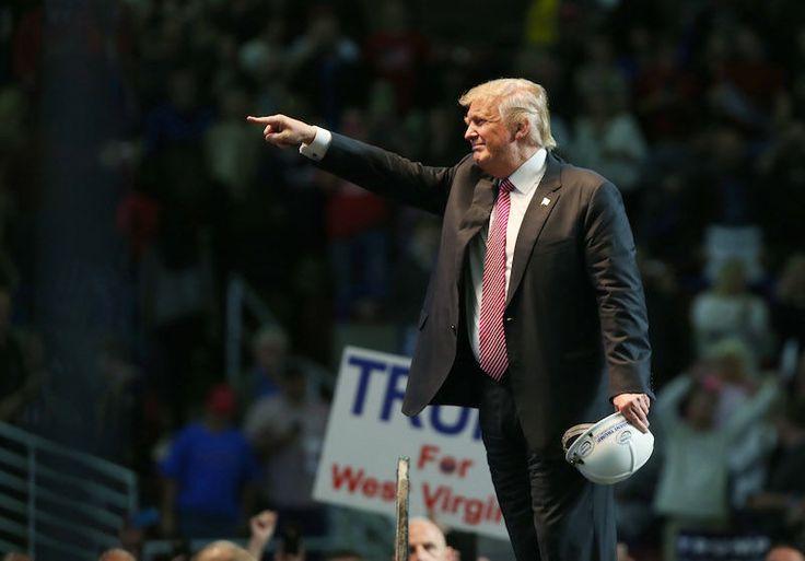 Donald Trump, a 'Redskins' Fan, Calls Elizabeth Warren 'Pocahontas'