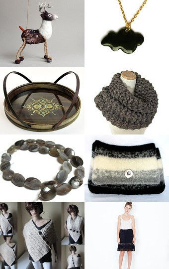 Black and White Black Friday by ReImagineUpCycling on Etsy--Pinned with TreasuryPin.com