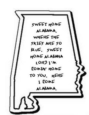 57 best southern rock images on pinterest lyrics music for Who sang the song sweet home alabama